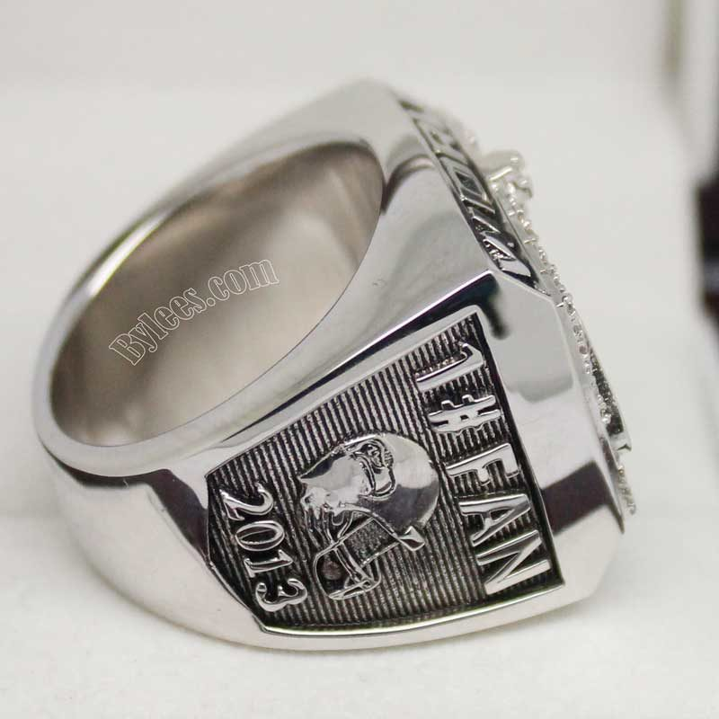 2013 Seattle Seahawks Fan Ring