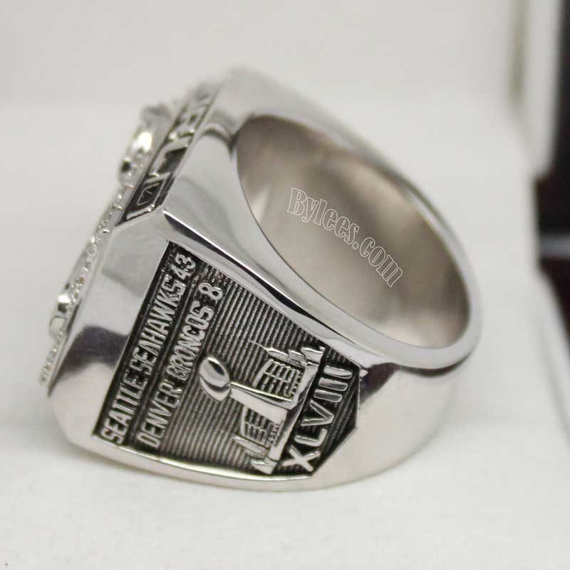 Seattle Seahawks 2013 super bowl fan ring