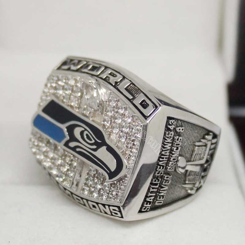 super bowl XLVIII Fan ring