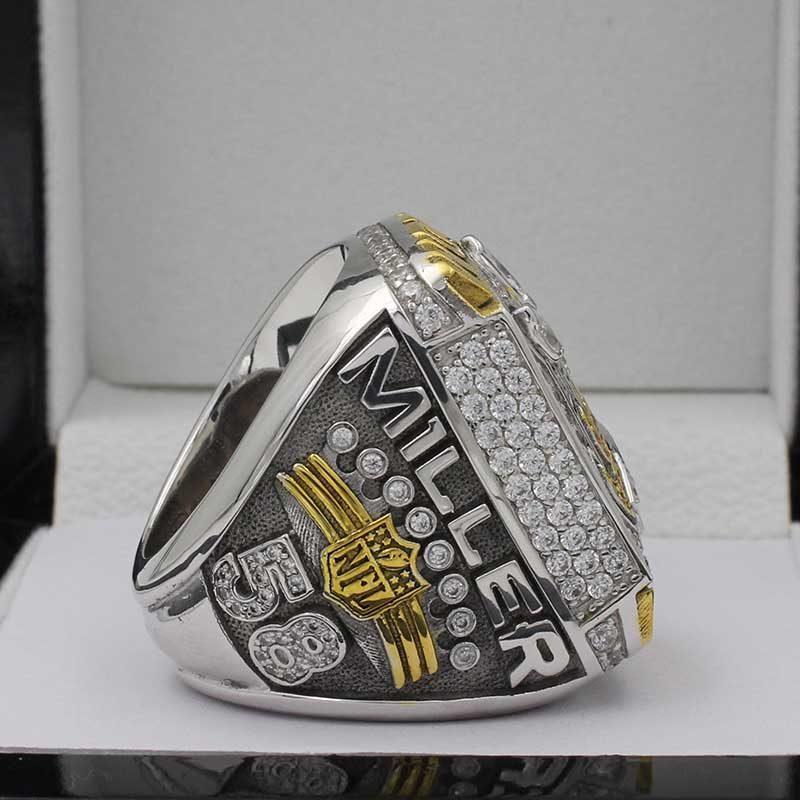 2015 Denver Broncos Championship Ring
