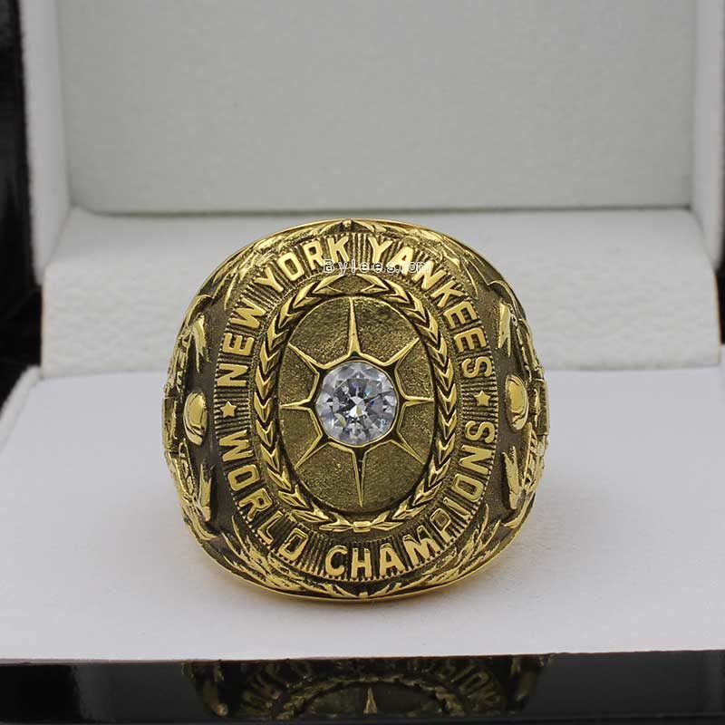 1927 yankees world series ring