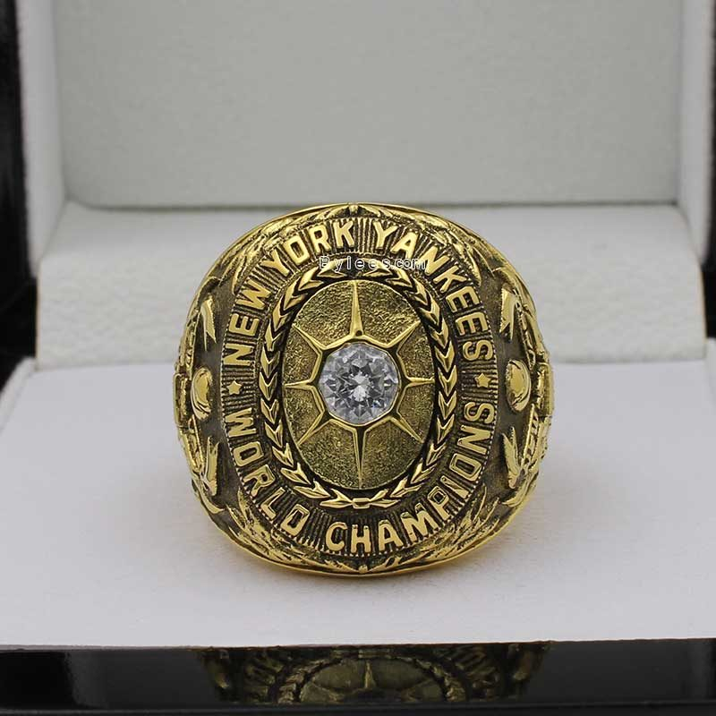 babe ruth world series ring (1928)