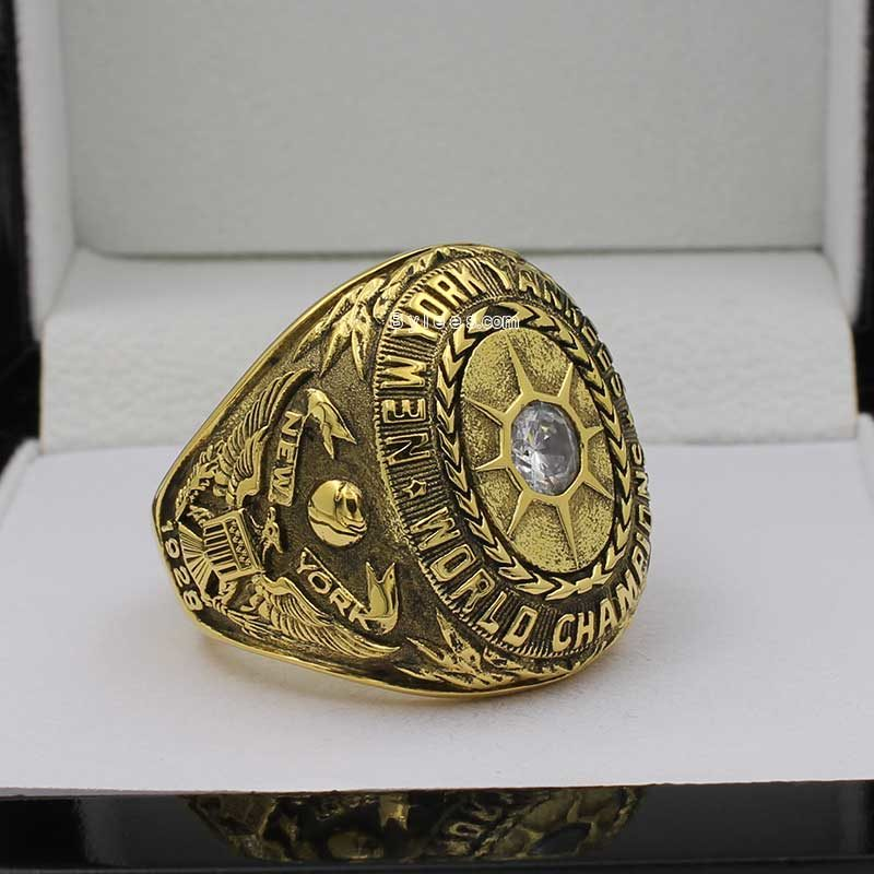 babe ruth ring (1928)