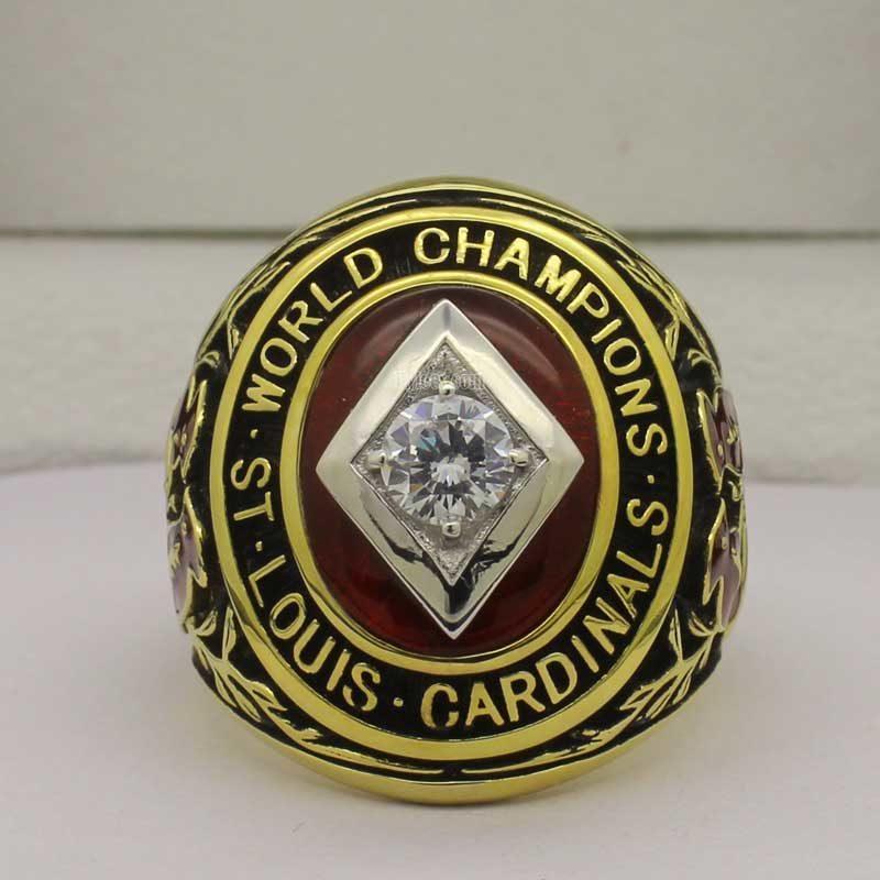 1934 Cardinals World Series Ring