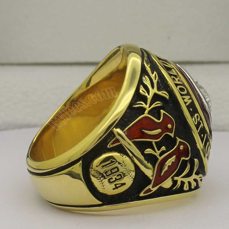 1934 St Louis Cardinals World Series Ring