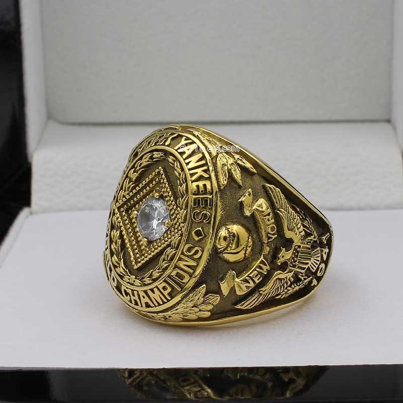 1941 mlb rings