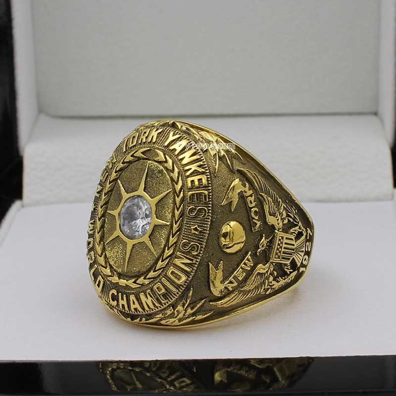 1941 yankees ring
