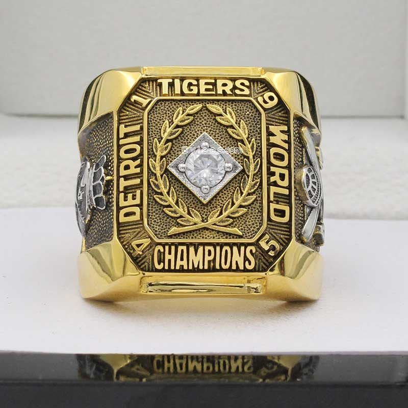 1945 Tigers World Series Ring