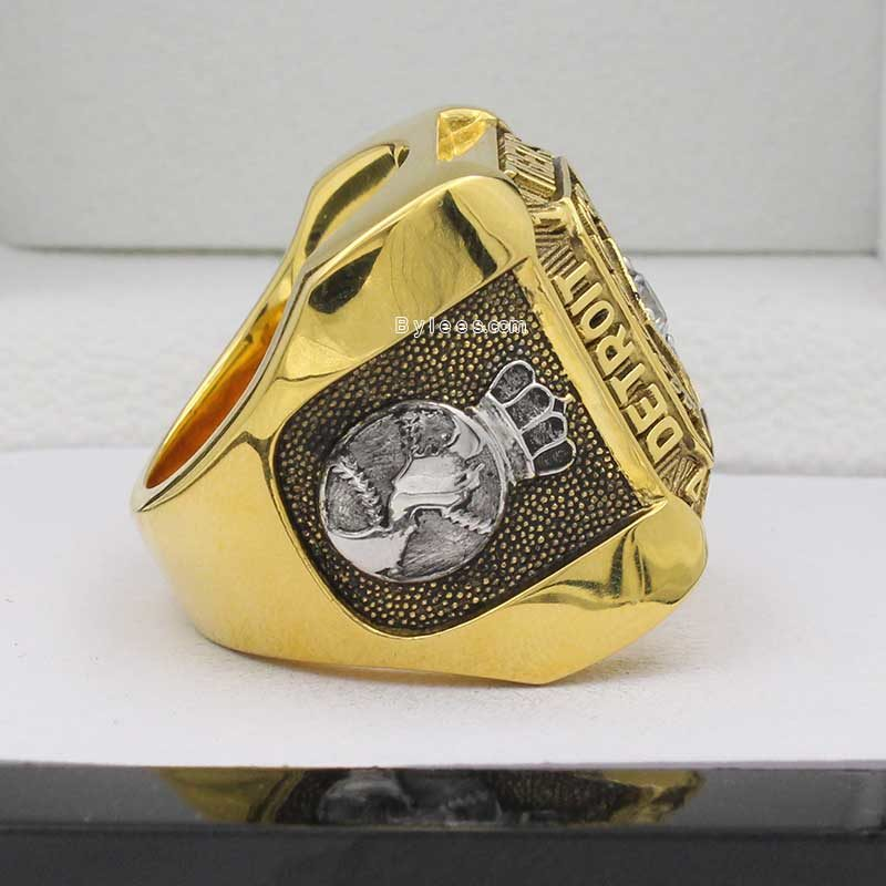 1945 Detroit Tigers World Series Ring