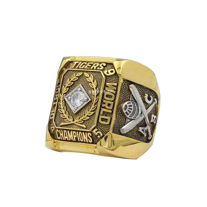 Detroit Tigers 1945 World Series Ring