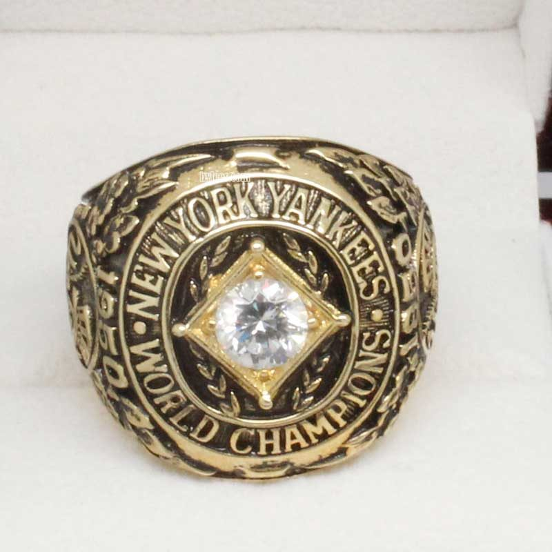 1950 yankees world series ring