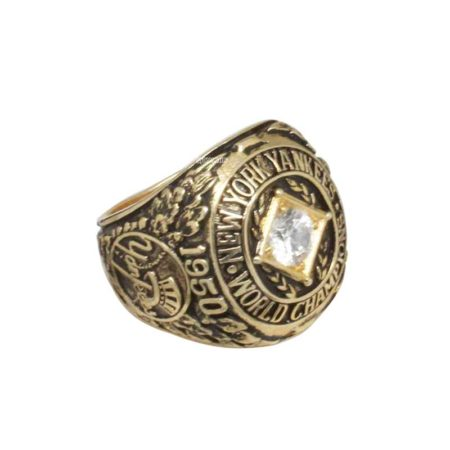 1950 world series ring