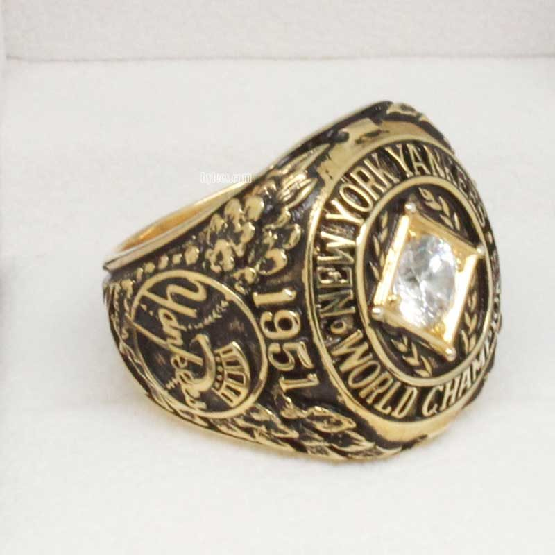 1951 ny yankees World Series Ring