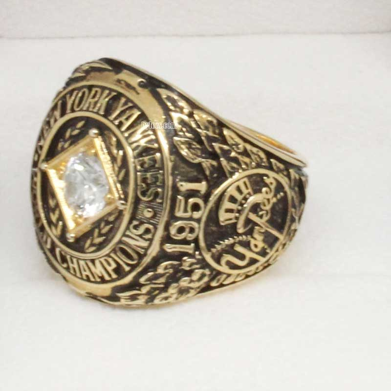 1951 yankees World Series Ring