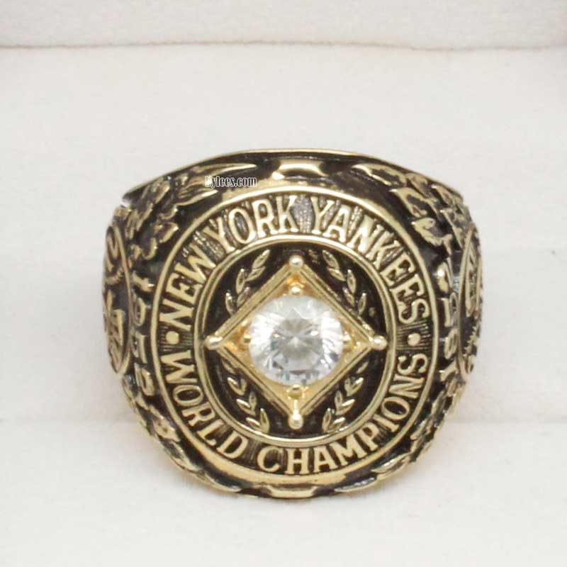 1952 world series ring