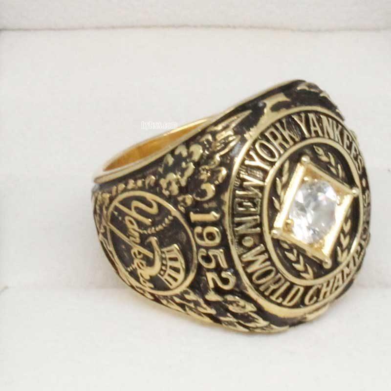 1952 yankees world series ring