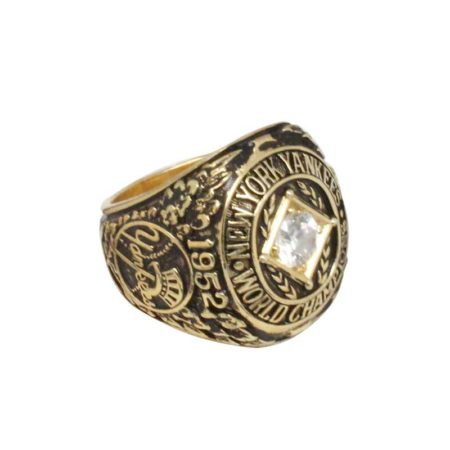 1952 ny yankees world series ring