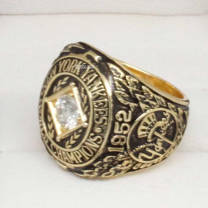 1952 yankees ring
