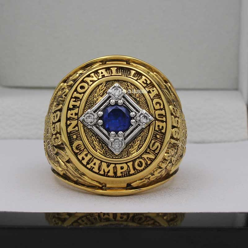 1953 Dodgers Championship Ring