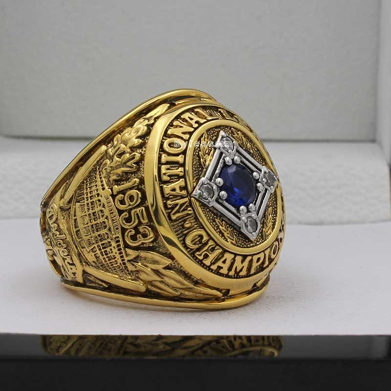 1953 Dodgers NL Championship Ring