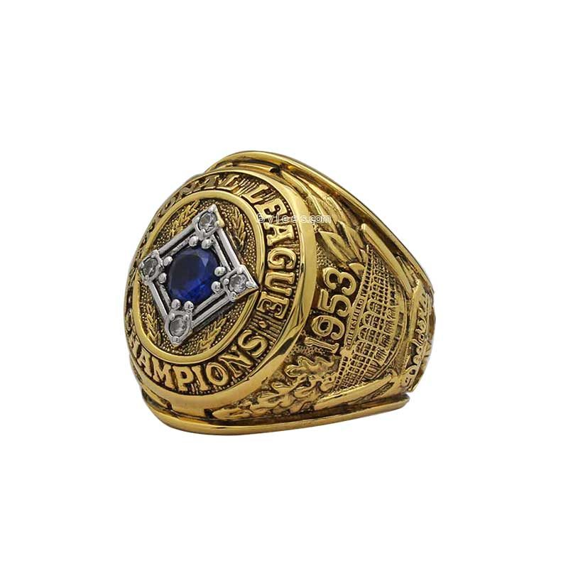 1953 Dodgers Ring