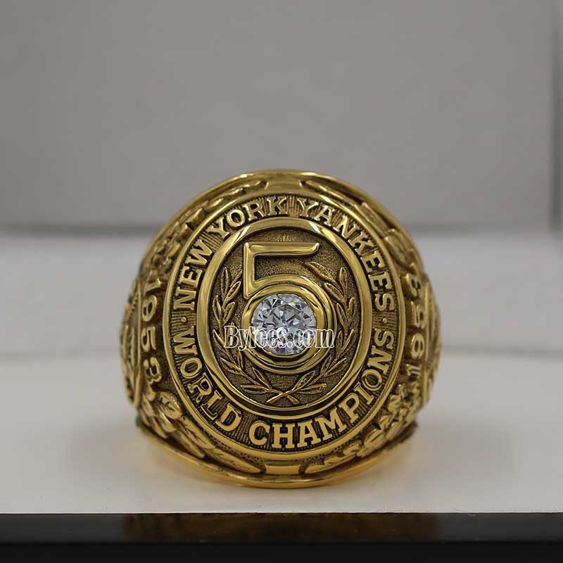 yogi berra rings (1953 World Series Champions)