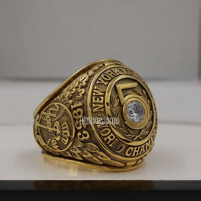 mickey mantle rings (1953 World Series Champions)