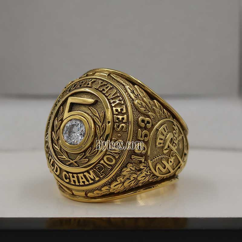 1953 World Series Ring