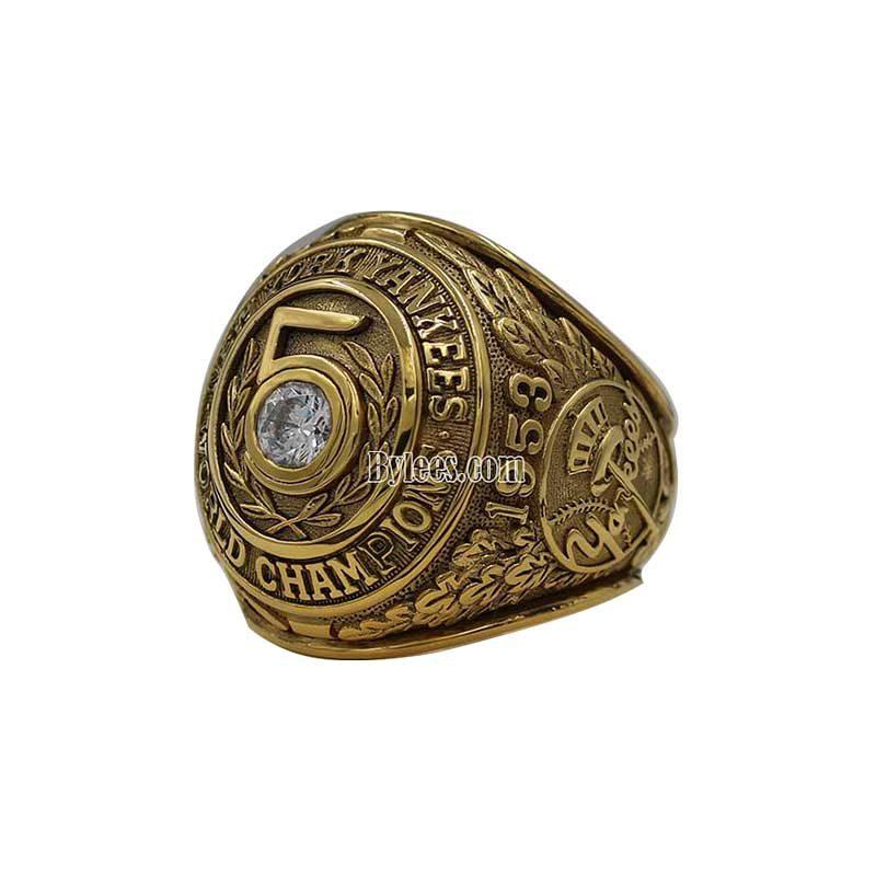 1953 yankees ring