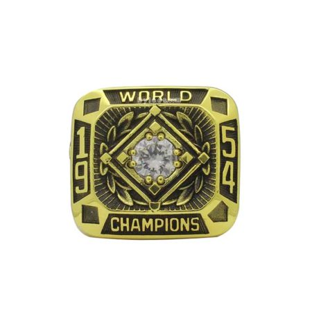 Giants 1954 World Series Championship Ring