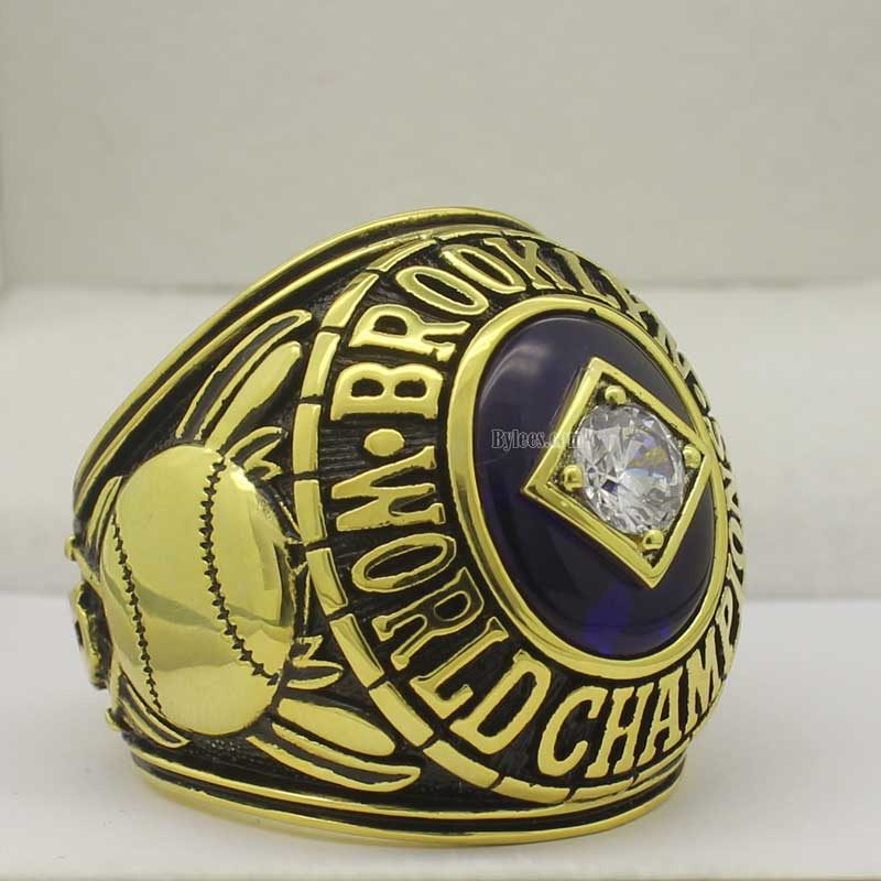 brooklyn dodgers world series ring (1955 World Series Champions)