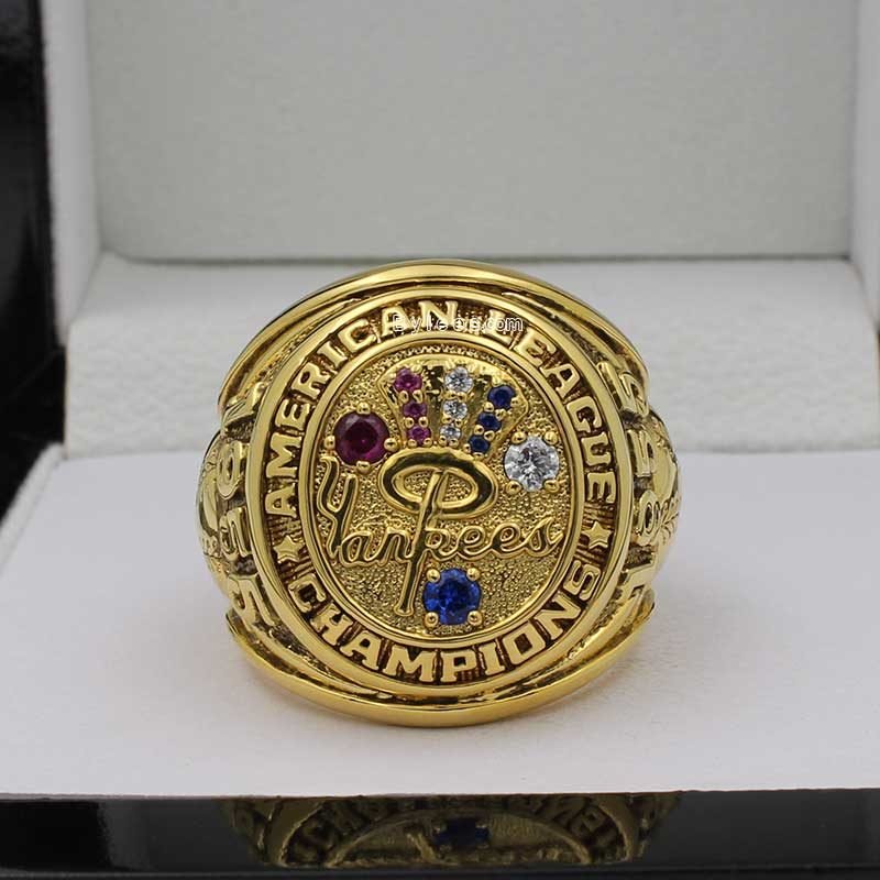 new york yankees rings (1955 AL champions)