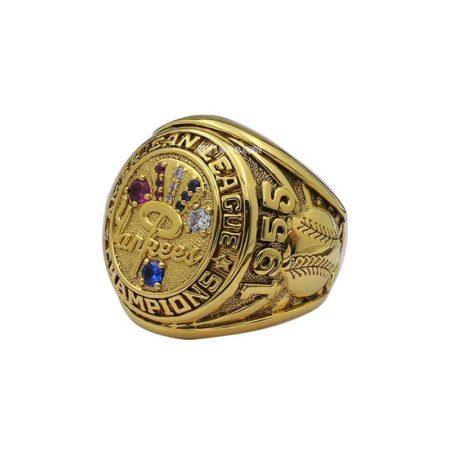 1955 yankees ring