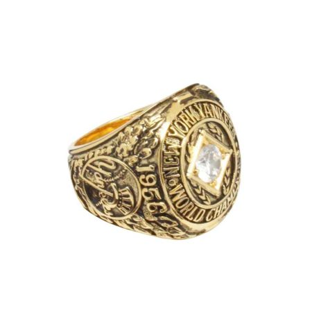 1956 New York Yankees Championship Ring