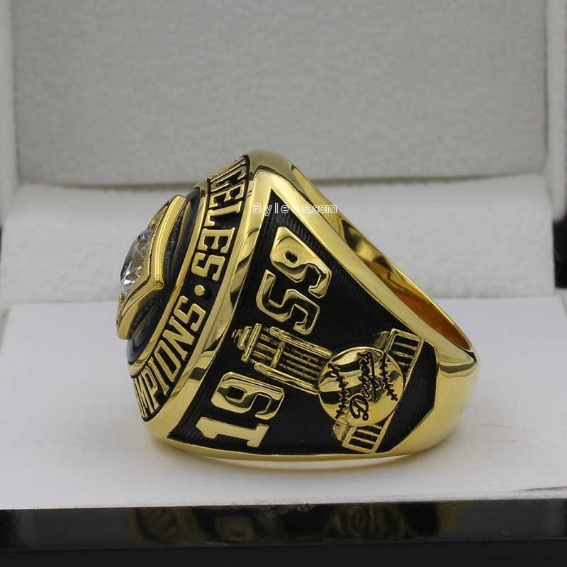 dodgers world series ring replica (1959)