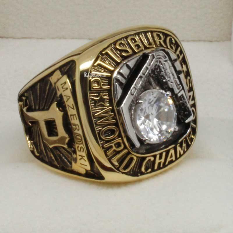 Pittsburgh Pirates 1960 World Series Ring