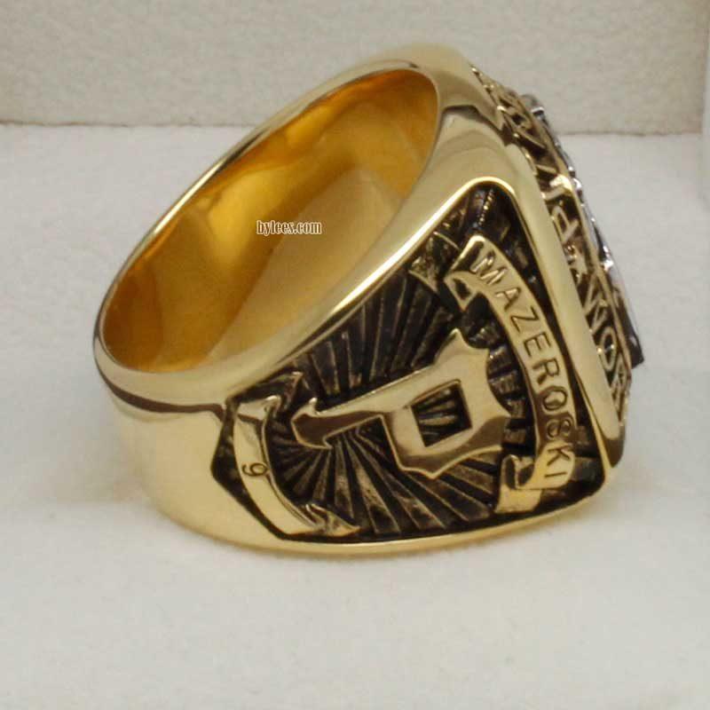 1960 Pirates World Series Ring