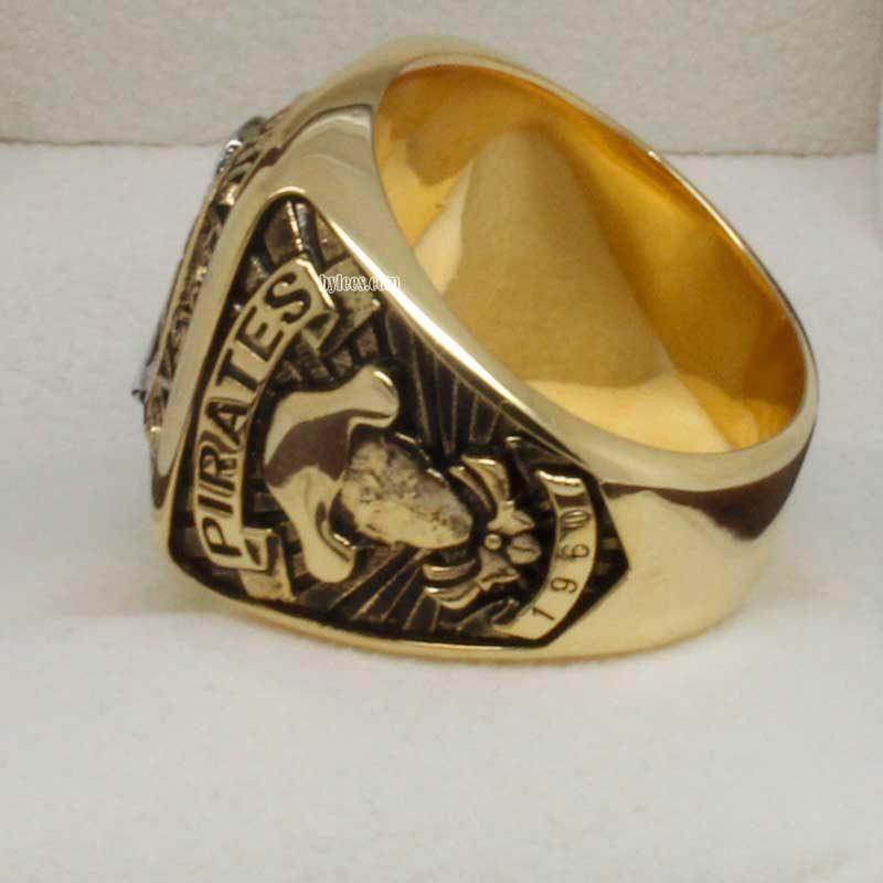 Pirates 1960 World Series Ring