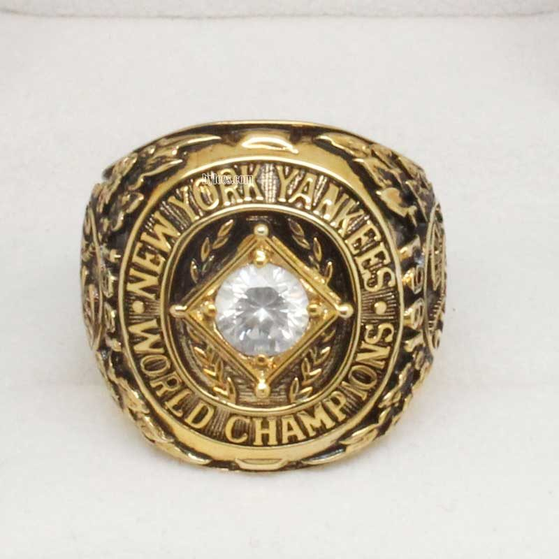 1961 yankees world series ring