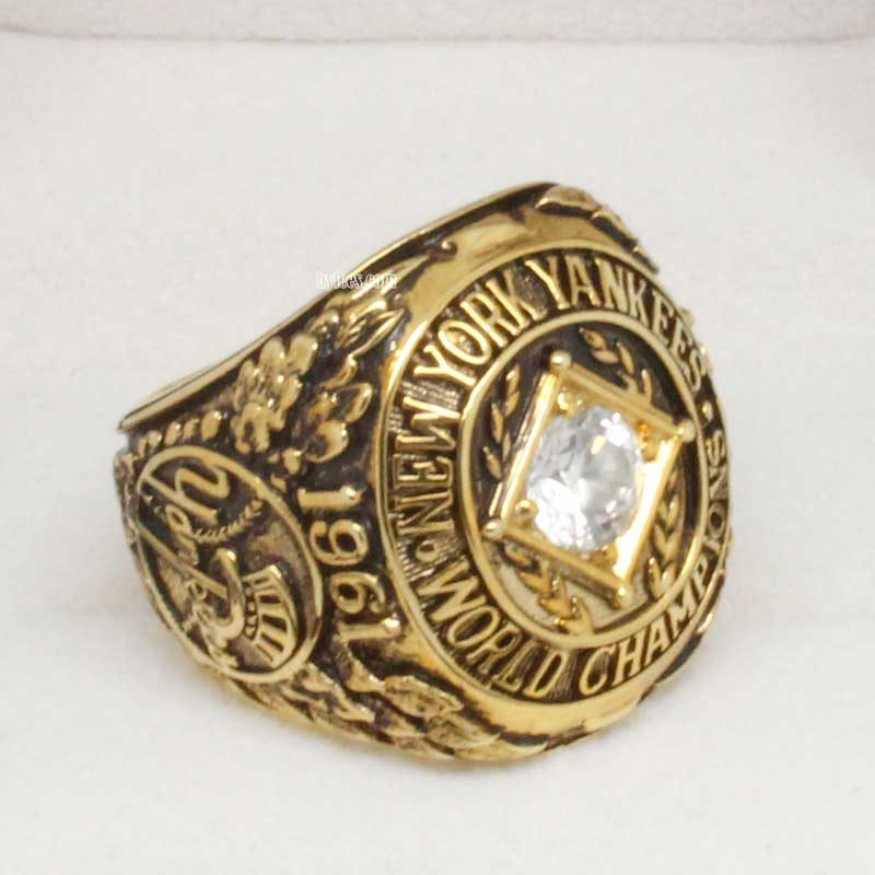 yankees 1961 world series ring