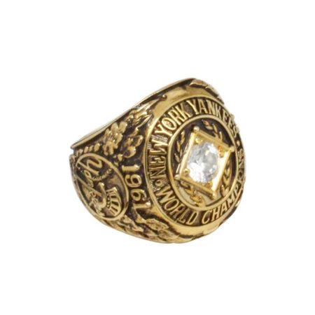 1961 world series ring