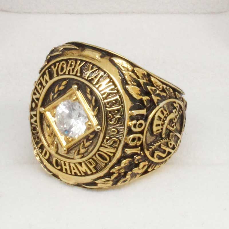 ny yankees 1961 world series ring