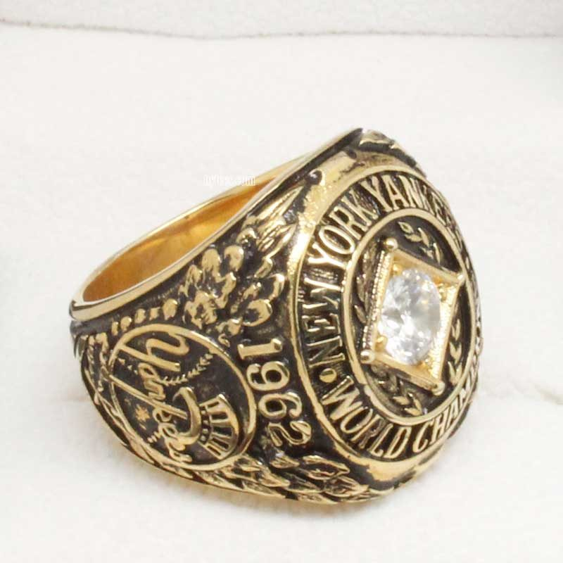 1962 ny yankees world series ring