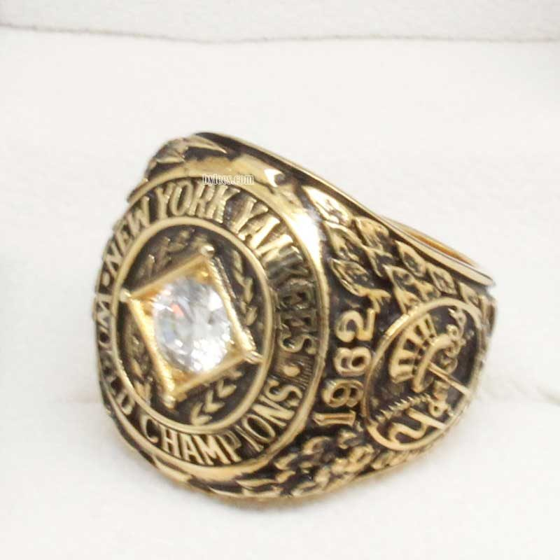 1962 ny yankees championship ring