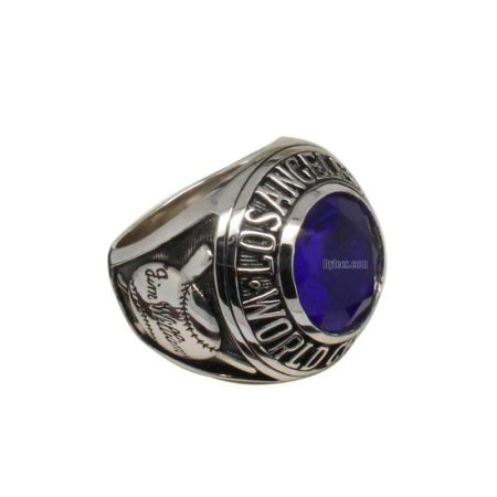 dodgers world series rings (1963)