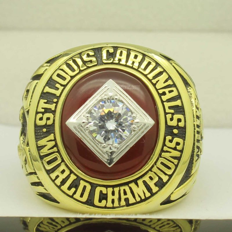 1964 St Louis Cardinals World Series Championship Ring