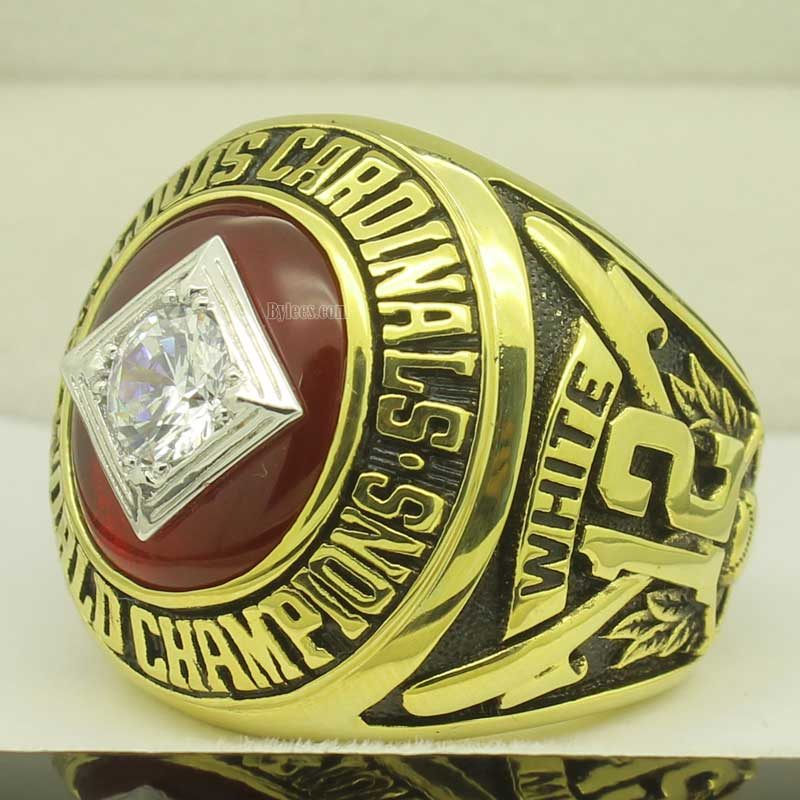 1964 STL Cardinals World Series Ring