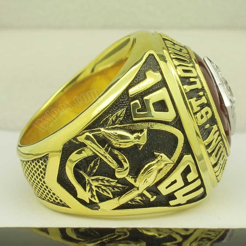 St Louis Cardinals 1964 World Series Ring