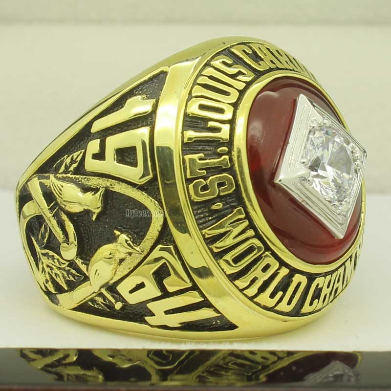 1964 Cardinals World Series Ring