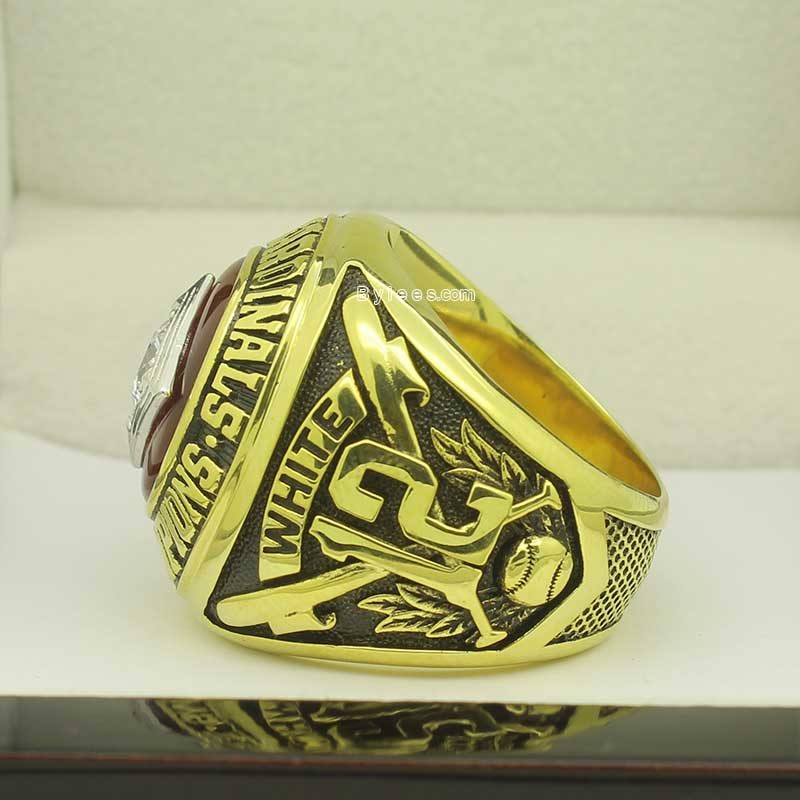 St Louis Cardinals 1964 World Series Championship Ring